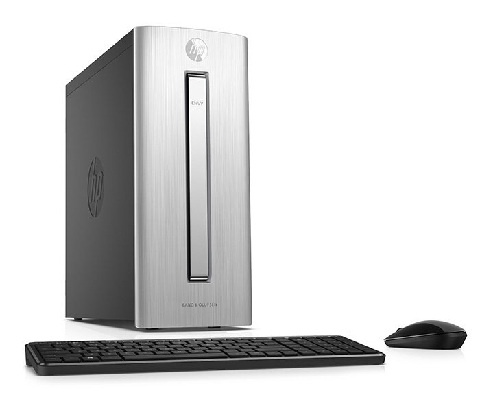 L'ordinateur de bureau HP Envy 750-114nf