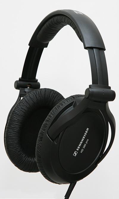 Casque Audio Fermé Sennheiser HD380 Pro