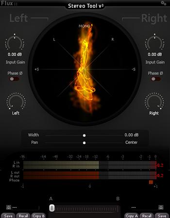 Flux-Stereo-Tool