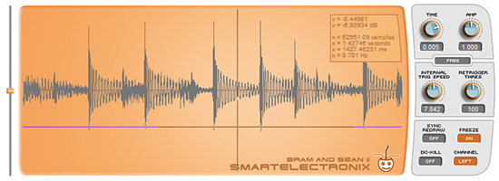 Smart Electronix s(M)exoscope Plugin VST