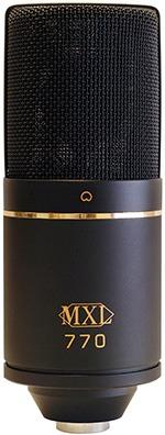 Microphone à Condensateur MXL 770