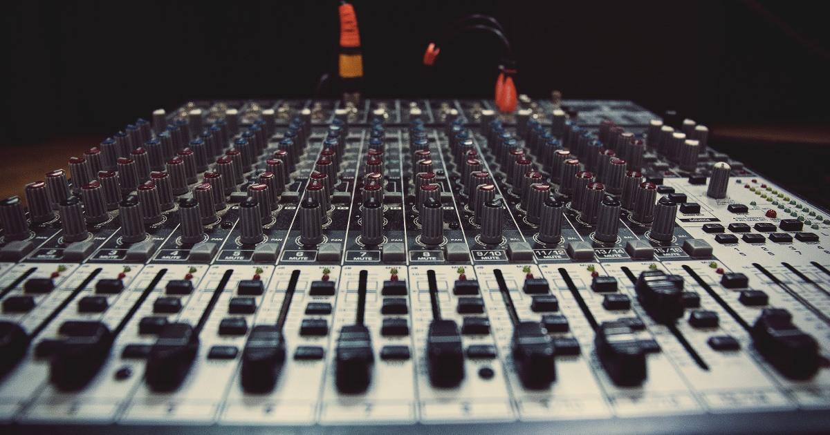 Table de mixage : pourquoi vous nen avez pas besoin projet home