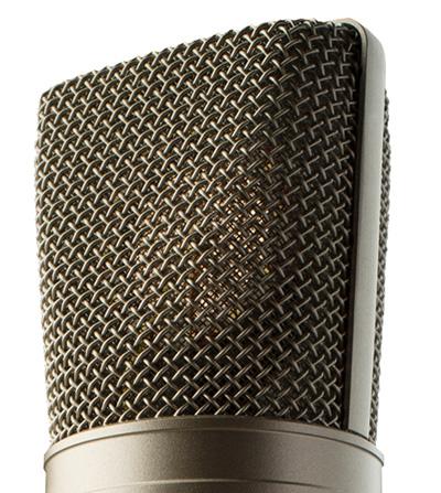 Capsule du WA87 de Warm Audio