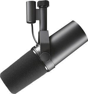 Microphone à Condensateur Shure SM7B