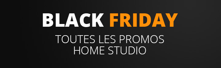 Promotions pour le Black Friday 2016