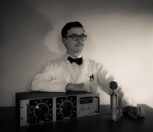 Le fondateur de Griffon Microphones