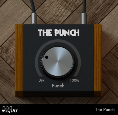 The Punch, le transient designer d'Audio Assault