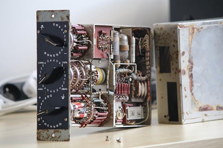 Les RZ062 originaux de Klangfilm