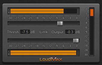 Le limiteur Loudmax