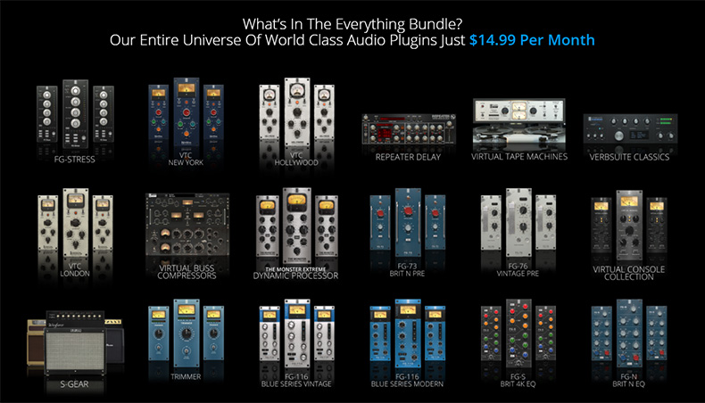 Le Everything Bundle de Slate