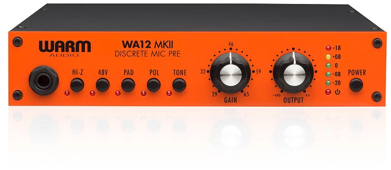 Le WA12 de Warm Audio
