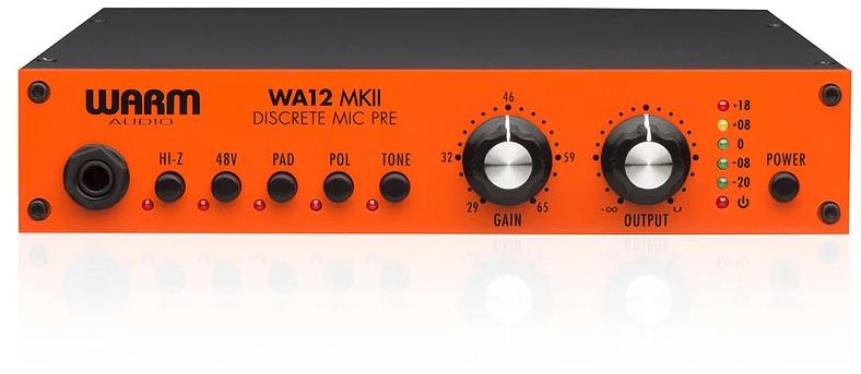 Le WA12 de Warm Audio