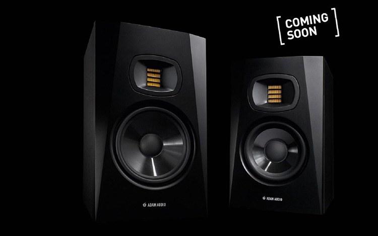 La nouvelle Série T d'ADAM Audio