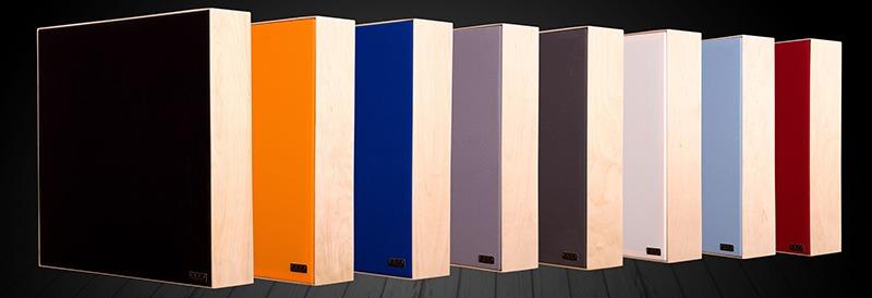 Les panneaux absorbants de la marque Hofa Akustik