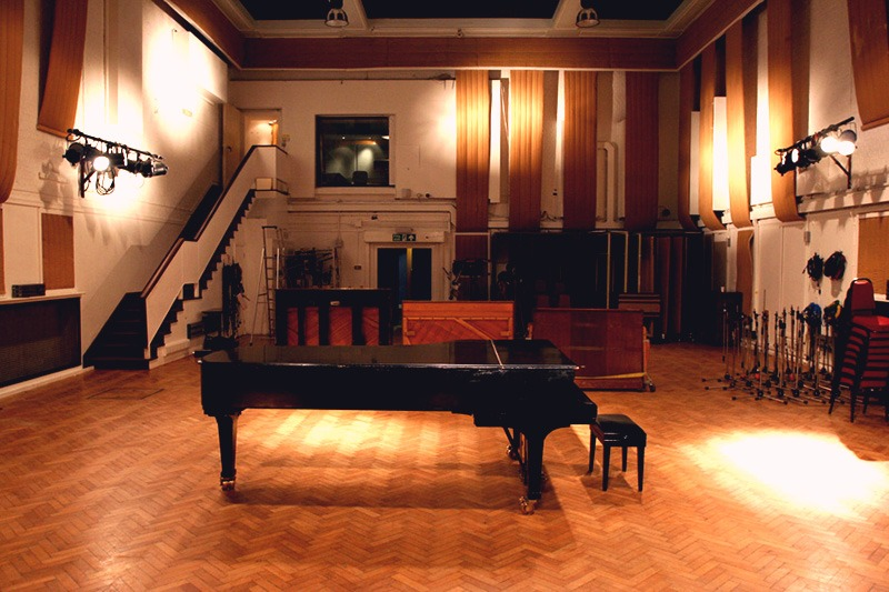 Le Studio 2 d'Abbey Road