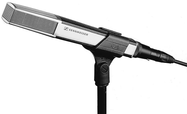 Le microphone dynamique MD441 de Sennheiser