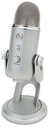Le microphone USB Blue Yeti