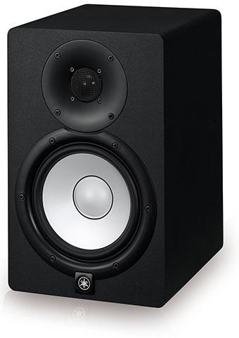 Les enceintes de monitoring Yamaha HS7