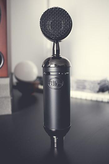 Le corps du Spark SL de Blue Microphones