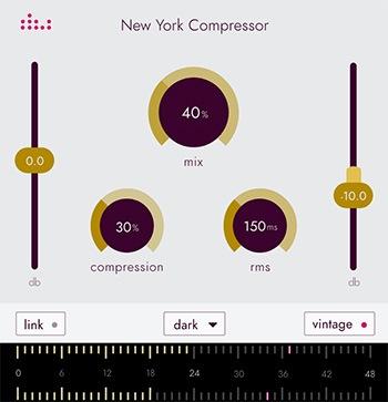 Le New York Compressor de Denise