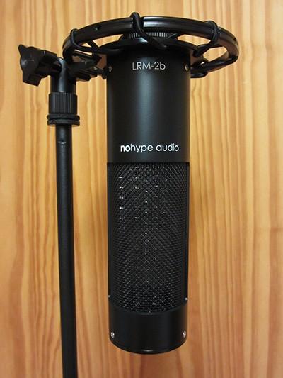 Le LRM-2b de NoHype Audio