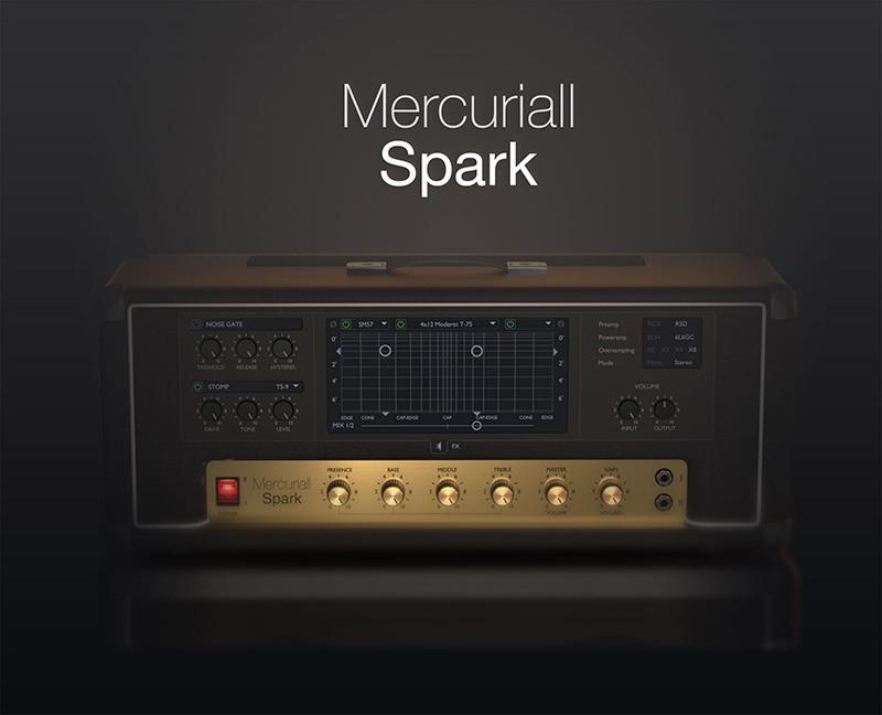 Le plugin Mercuriall Spark