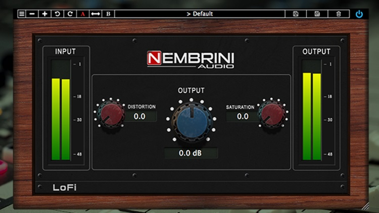 LoFi de Nembrini Audio