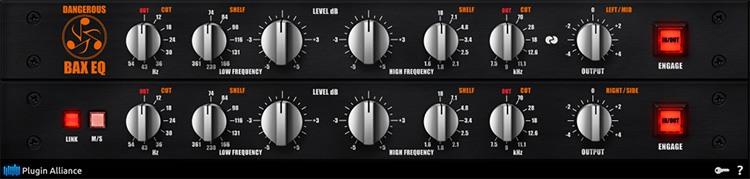 Le plugin de mastering Bax EQ de Brainworx