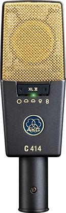 Le microphone statique C414 XLII d'AKG