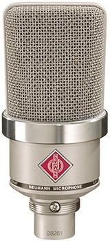 Le microphone statique TLM 102 de Neumann