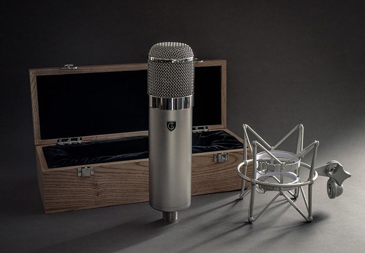 Le GMT-47F de Griffon Microphones