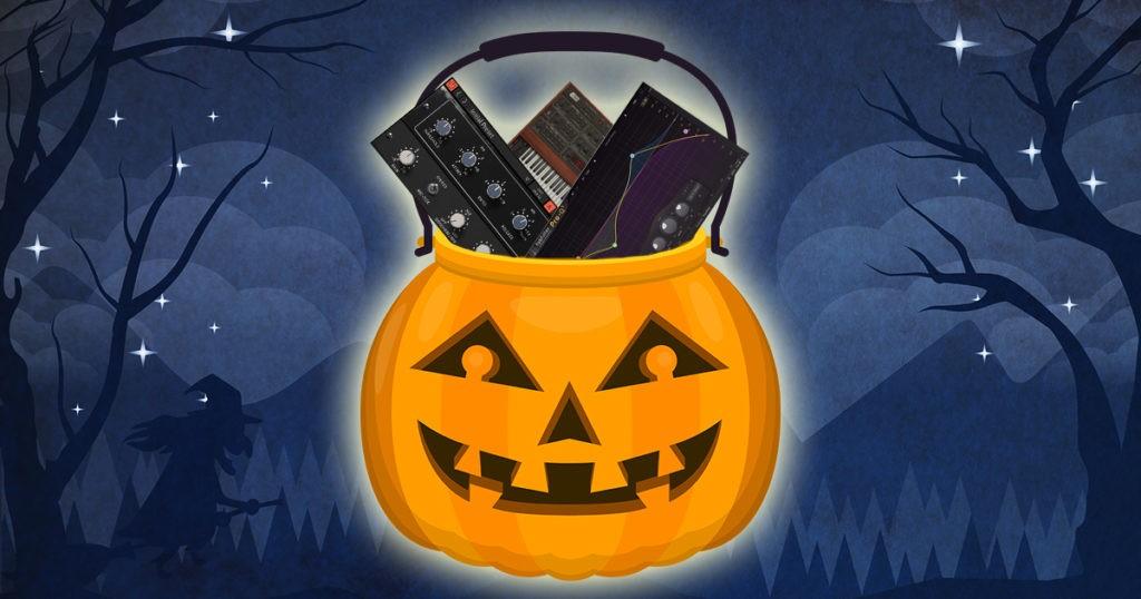 Halloween en studio...