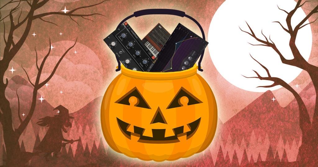 Promotions Home Studio Halloween 2020