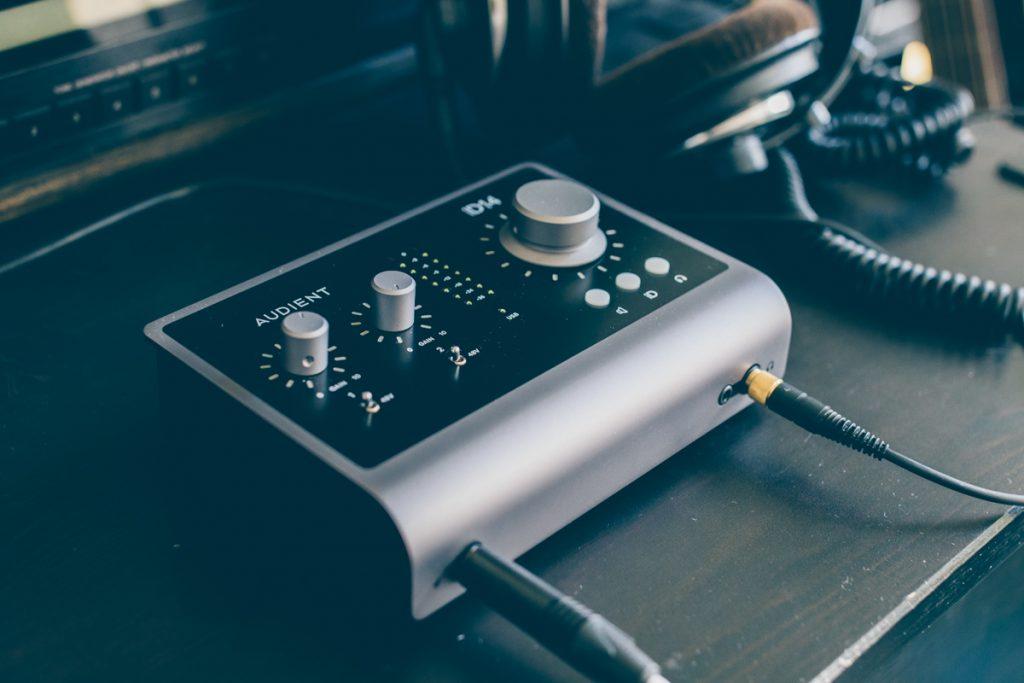 L'interface audio, un élément important du matériel home studio