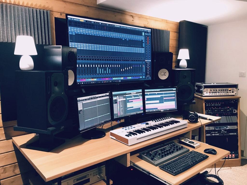 Materiel Home Studio Le Guide Du Debutant Projet Home Studio