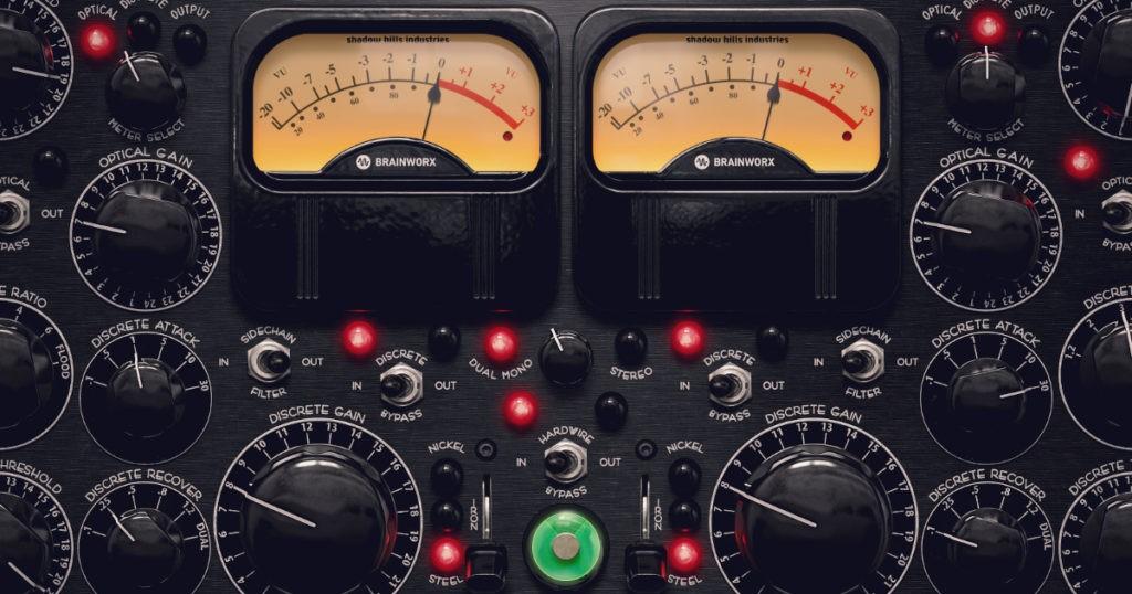 Un compresseur dédié au mastering