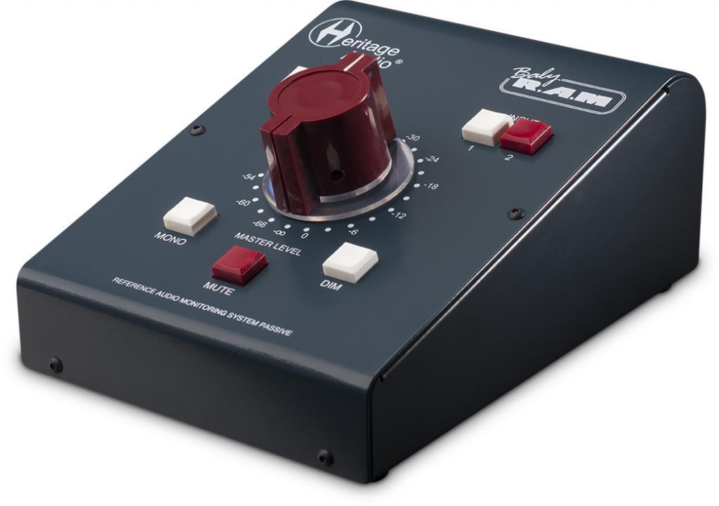 Le Baby RAM de Heritage Audio