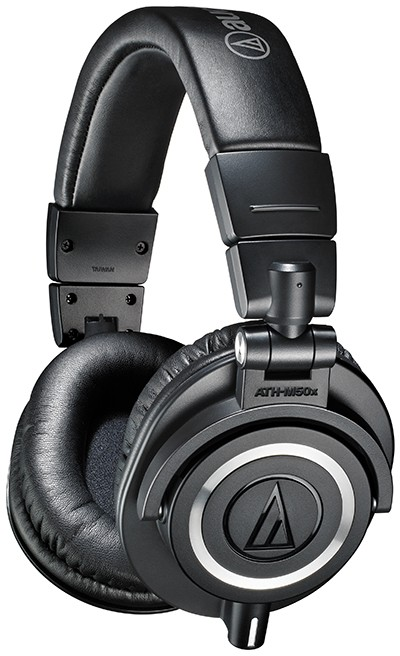 Casque de Studio Audio Technica ATH-M50X
