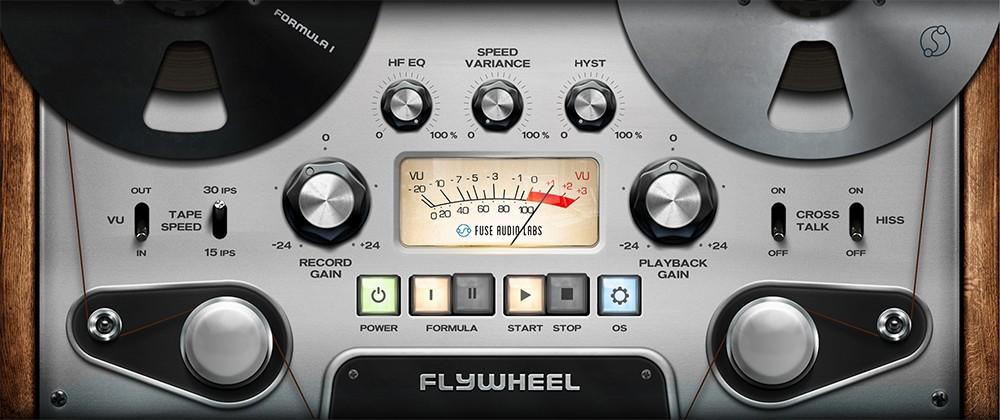 Flywheel de Fuse Audio Labs