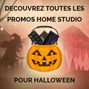 Promos Halloween Home Studio