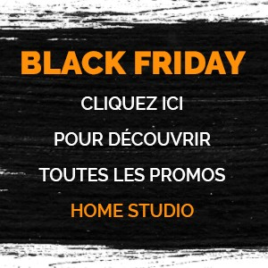 Black Friday 2020 Home Studio