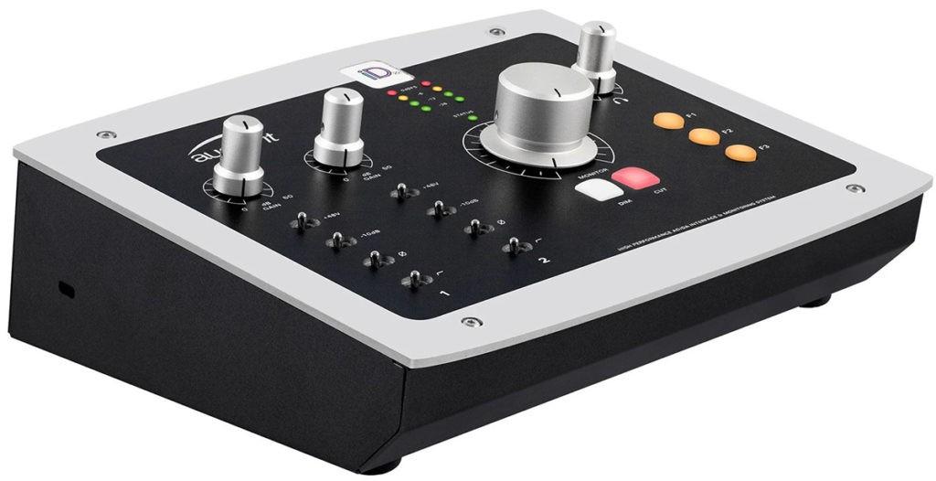 L'interface audio Audient iD22