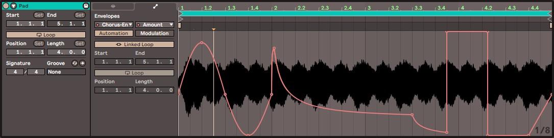 Edition audio dans Ableton Live 11