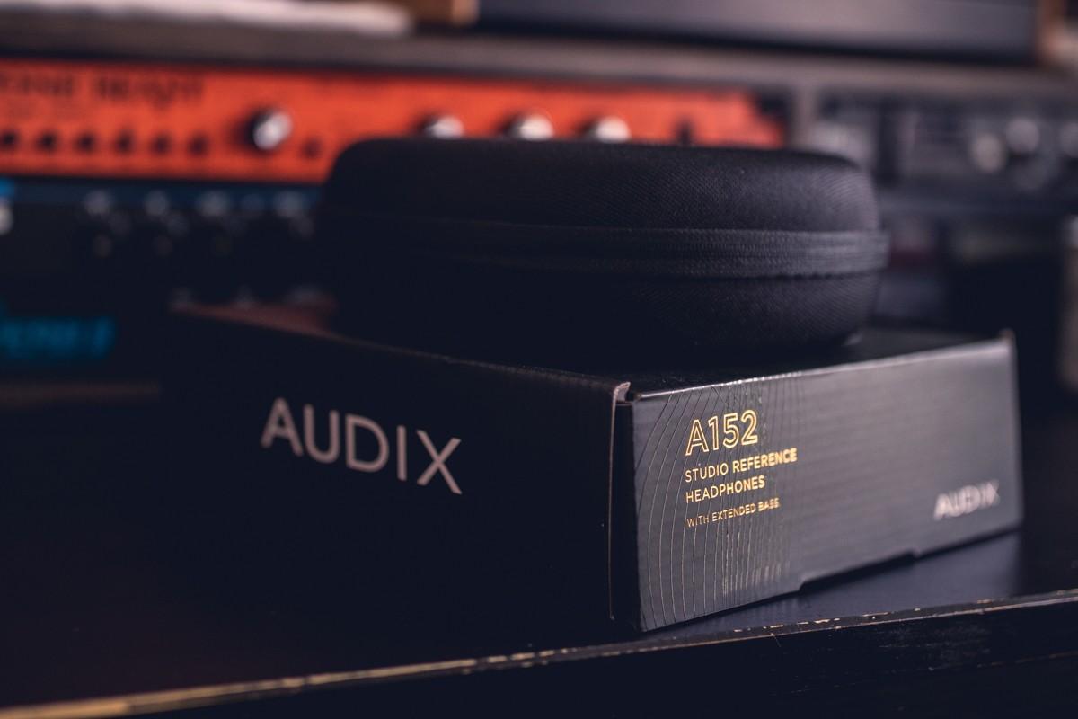 La boîte de l'Audix A152