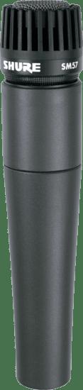 Le microphone pour caisse claire Shure SM57