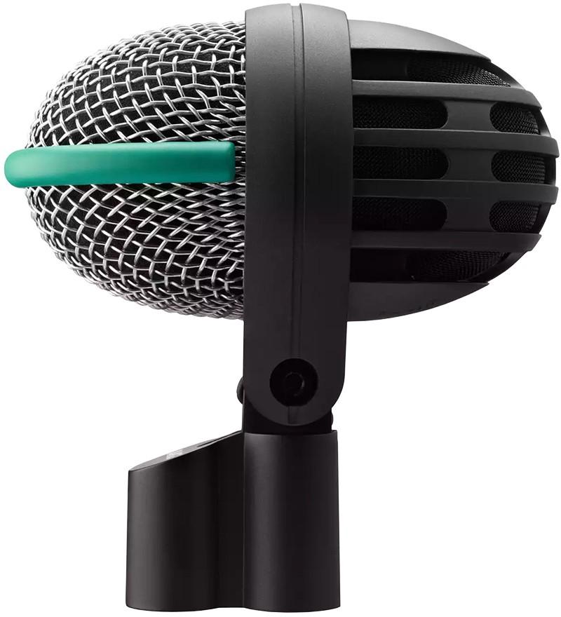 Le microphone pour grosse caisse AKG D112