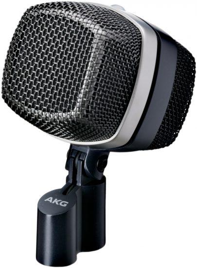 Le microphone pour grosse caisse AKG D12VR