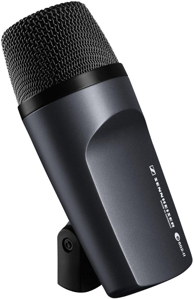 Le microphone pour grosse caisse Sennheiser E602-II