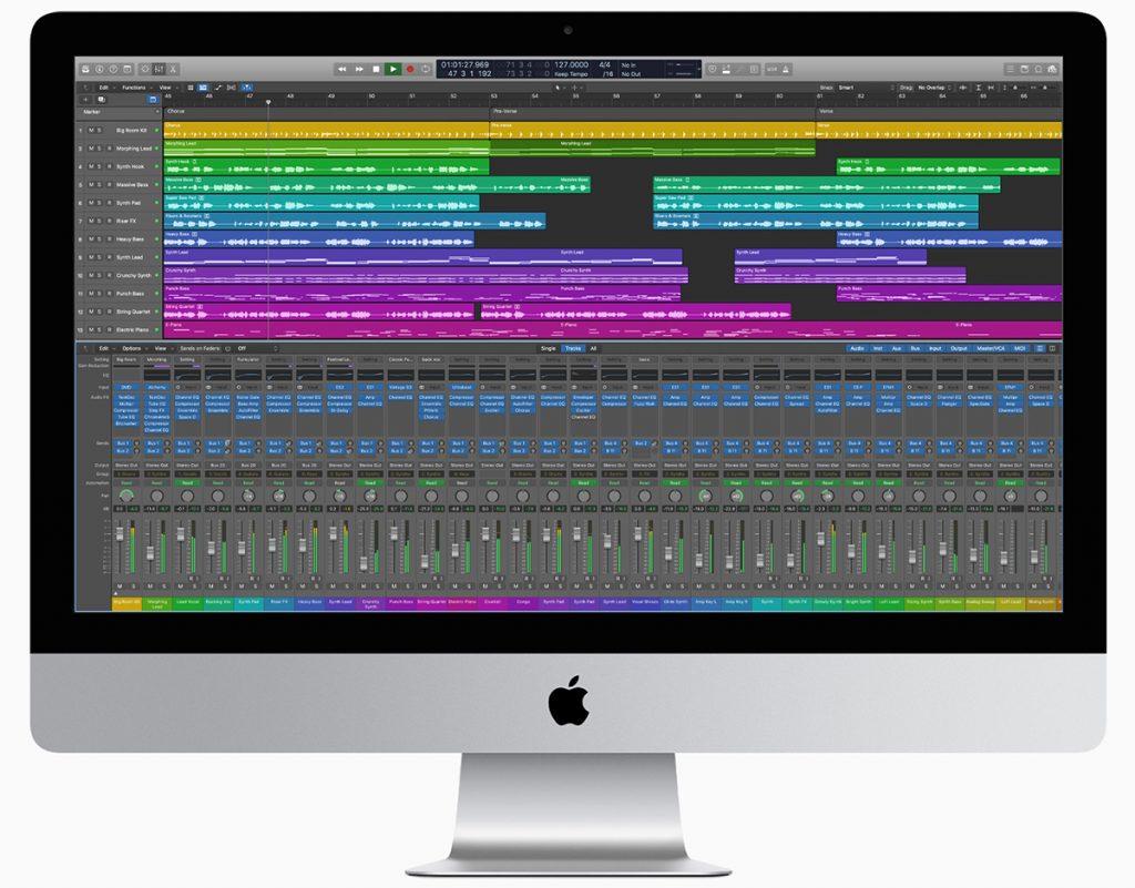 L'iMac est utile pour le home studio et la MAO
