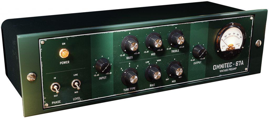 OmniTec-67A de Black Rooster Audio